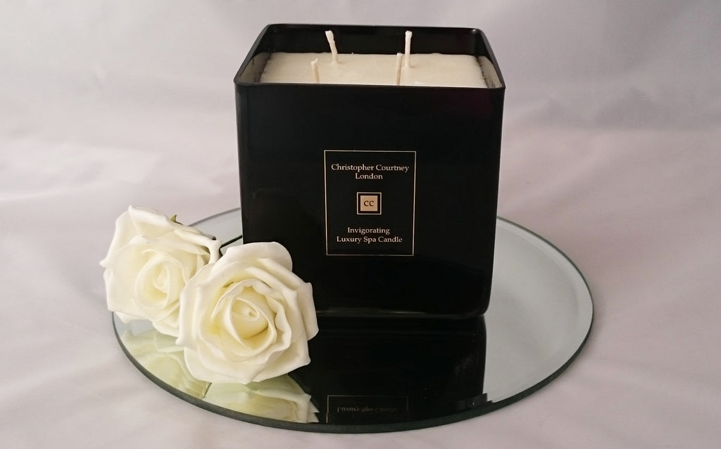 Luxury Candle Invigorating - Luxury Candle - Luxury Candle Christopher Courtney