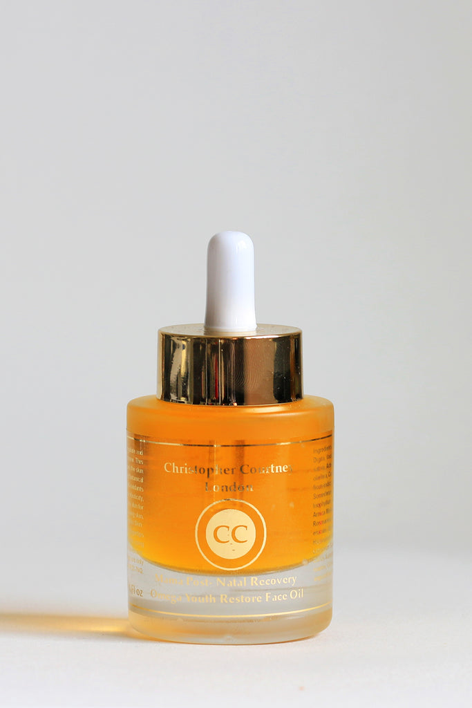 Mama Post- Natal Recovery Omega Youth Restore Face Oil        30ml - Christopher Courtney