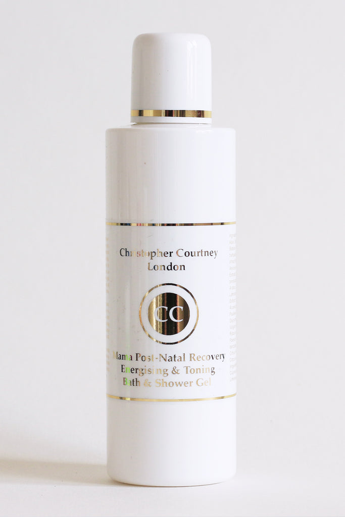 Mama Post-Natal Recovery Energising And Toning Bath And Shower Gel 250ml - Christopher Courtney