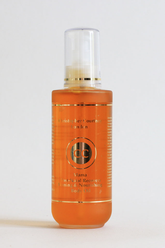 Mama Post-Natal Recovery Firming And Nourishing body Oil      200ml - Christopher Courtney