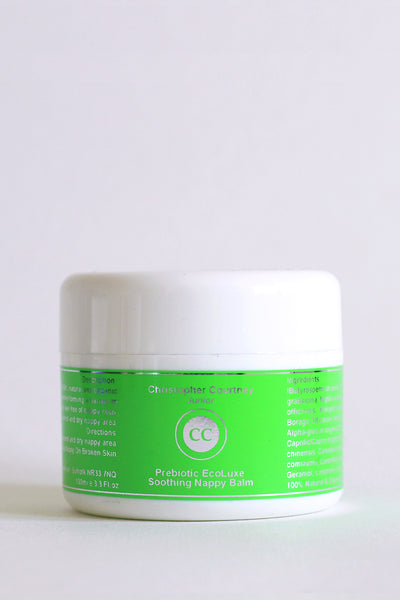 EcoLuxe Soothing Nappy Balm                                    100ml - EcoLuxe Soothing Nappy Balm Christopher Courtney