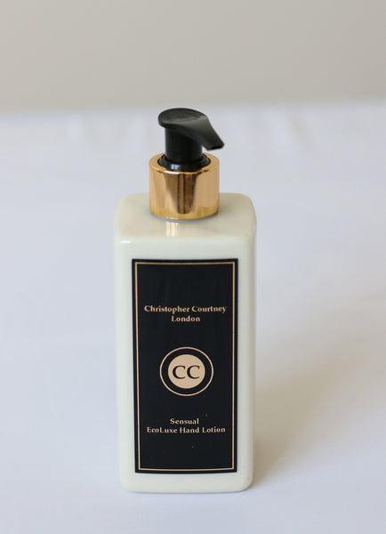 Sensual – EcoLuxe Hand Lotion      300ml - sensual-Ecoluxe Hand Lotion Christopher Courtney