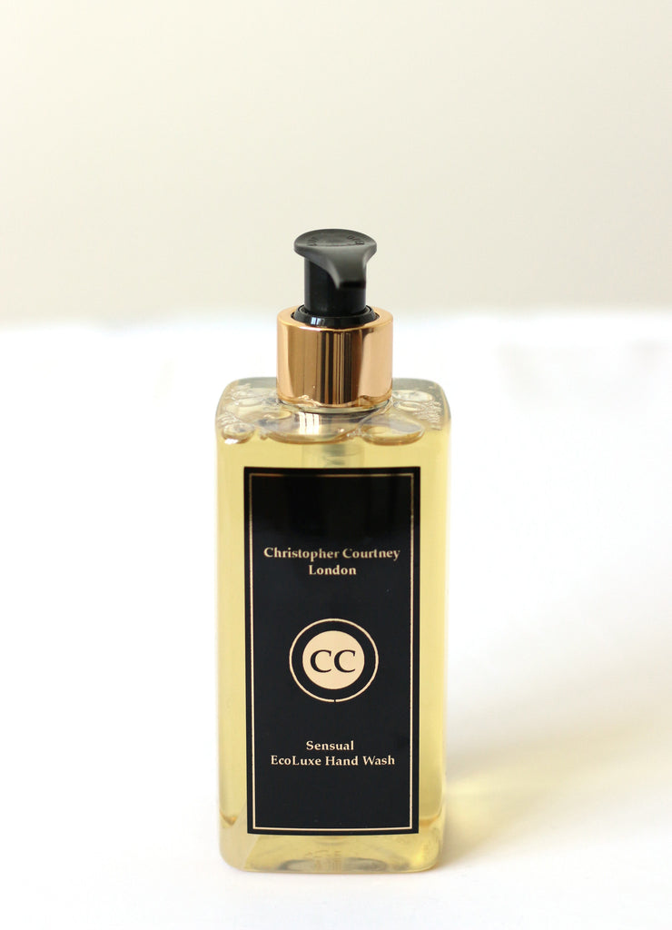 Sensual - EcoLuxe Hand Wash   300ml - Sensual- EcoLuxe Hand Wash Christopher Courtney
