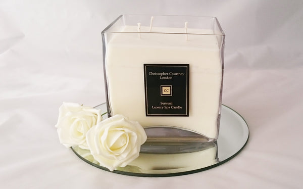 Sensual - Luxury Candle - Luxury Candle Christopher Courtney