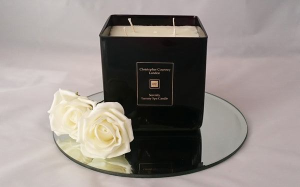 Serenity - Luxury Candle - Luxury Candle Christopher Courtney