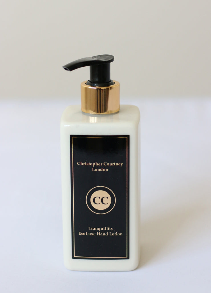 Tranquillity-EcoLuxe Hand Lotion   300ml - Tranquillity- Luxury Hand Lotion Christopher Courtney