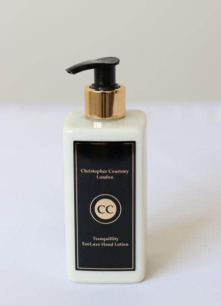 Tranquillity-EcoLuxe Hand Lotion   300ml - Christopher Courtney