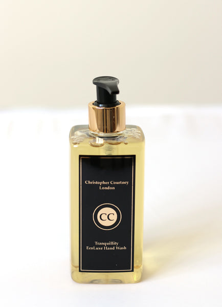 Tranquillity – EcoLuxe Hand Wash    300ml - Christopher Courtney