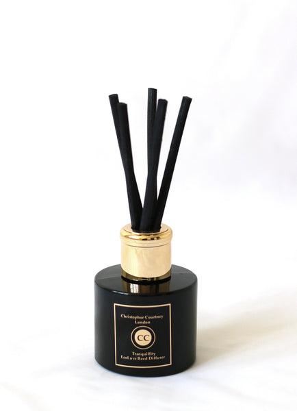 Tranquillity-EcoLuxe Reed Diffuser    100ml - Tranquillity-EcoLuxe Reed Diffuser Christopher Courtney