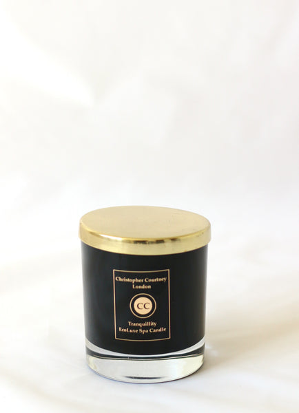 Tranquillity –EcoLuxe Spa Candle    225g - Tranquillity –EcoLuxe Spa Candle Christopher Courtney