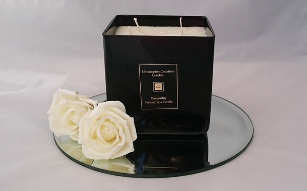 Tranquillity - Luxury Candle - Luxury Candle Christopher Courtney