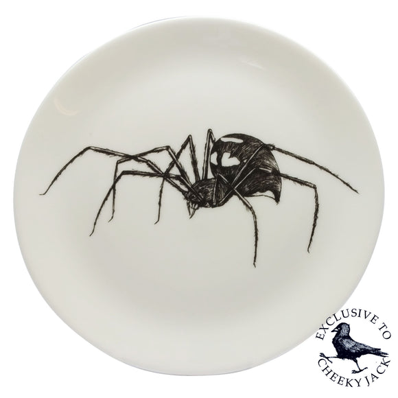 Cheeky Jack - Spider Plate - Chown of Cornwall - Fine Bone China - Cornwall - Designer - [Product_type], [Product_vendor]