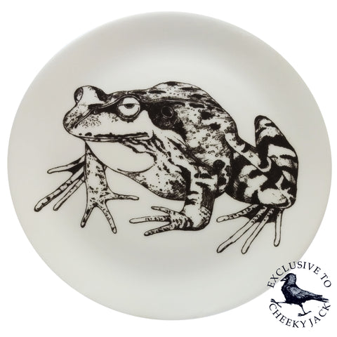 Cheeky Jack - Toad Plate - Chown of Cornwall - Fine Bone China - Cornwall - Designer - [Product_type], [Product_vendor]