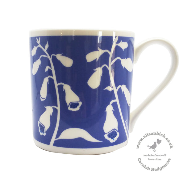 Cornish Hedgerows - Foxglove - Chown of Cornwall - Fine Bone China - Cornwall - Designer - [Product_type], [Product_vendor]