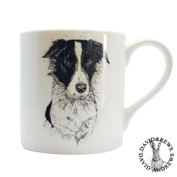 Border Collie - Chown of Cornwall - Fine Bone China - Cornwall - Designer - [Product_type], [Product_vendor]