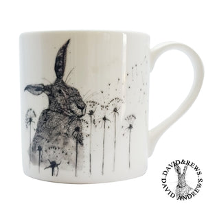 David Andrews - Hare 3 - Chown of Cornwall - Fine Bone China - Cornwall - Designer - [Product_type], [Product_vendor]