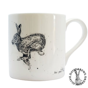 David Andrews - Run for your life - Chown of Cornwall - Fine Bone China - Cornwall - Designer - [Product_type], [Product_vendor]
