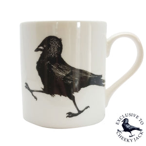 Cheeky Jack - Jackdaw - Chown of Cornwall - Fine Bone China - Cornwall - Designer - [Product_type], [Product_vendor]