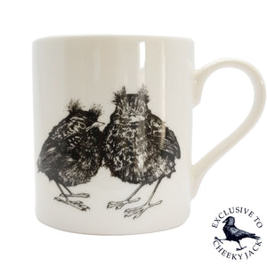 Fledglings - Chown of Cornwall - Fine Bone China - Cornwall - Designer - [Product_type], [Product_vendor]
