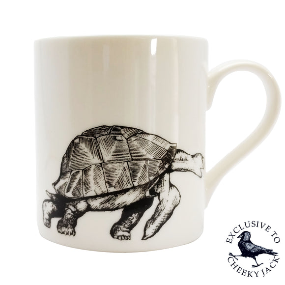 Cheeky Jack - Tortoise - Chown of Cornwall - Fine Bone China - Cornwall - Designer - [Product_type], [Product_vendor]