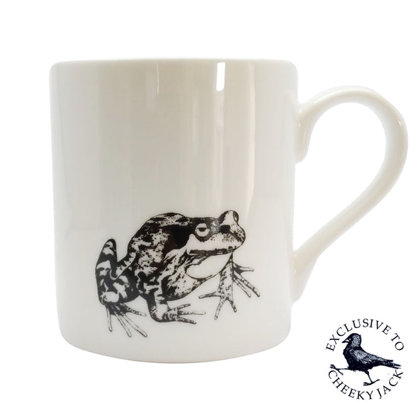 Cheeky Jack - Toad - Chown of Cornwall - Fine Bone China - Cornwall - Designer - [Product_type], [Product_vendor]