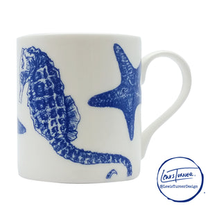 Seahorses & Starfish - Chown of Cornwall - Fine Bone China - Cornwall - Designer - [Product_type], [Product_vendor]