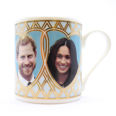 Harry & Meghan - Royal Commemorative [Limited Edition] - Chown of Cornwall - Fine Bone China - Cornwall - Designer - [Product_type], [Product_vendor]