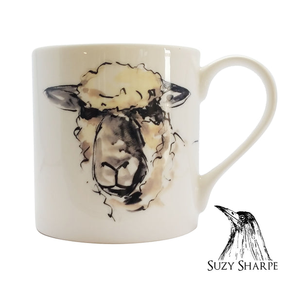 The Sheep - Chown of Cornwall - Fine Bone China - Cornwall - Designer - [Product_type], [Product_vendor]