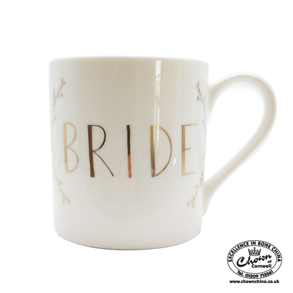 Golden Bride - Chown of Cornwall - Fine Bone China - Cornwall - Designer - [Product_type], [Product_vendor]