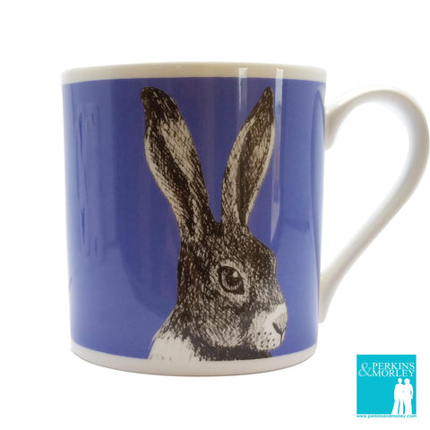 Animal Ink - Hare - Chown of Cornwall - Fine Bone China - Cornwall - Designer - [Product_type], [Product_vendor]