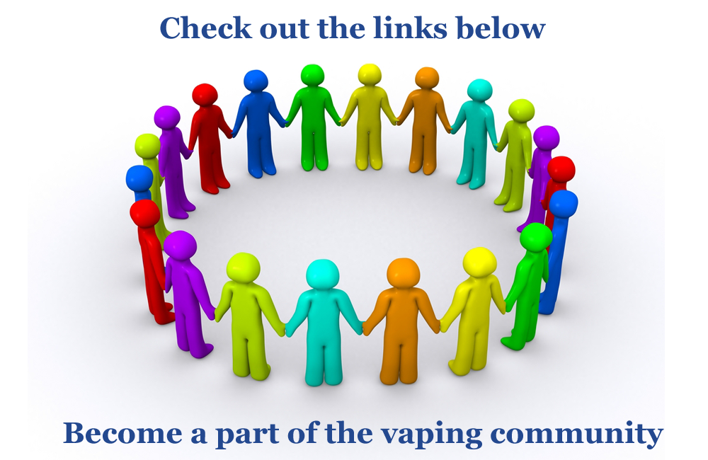 Resources for the Vaping Community