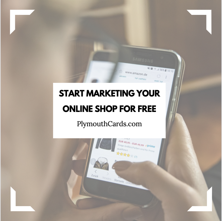 How to Market Your Photos Online for FREE-Plymouth Cards