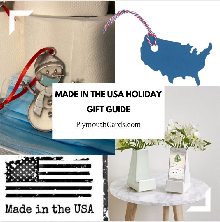 Holiday Gift Guide: All Made in the USA!-Plymouth Cards