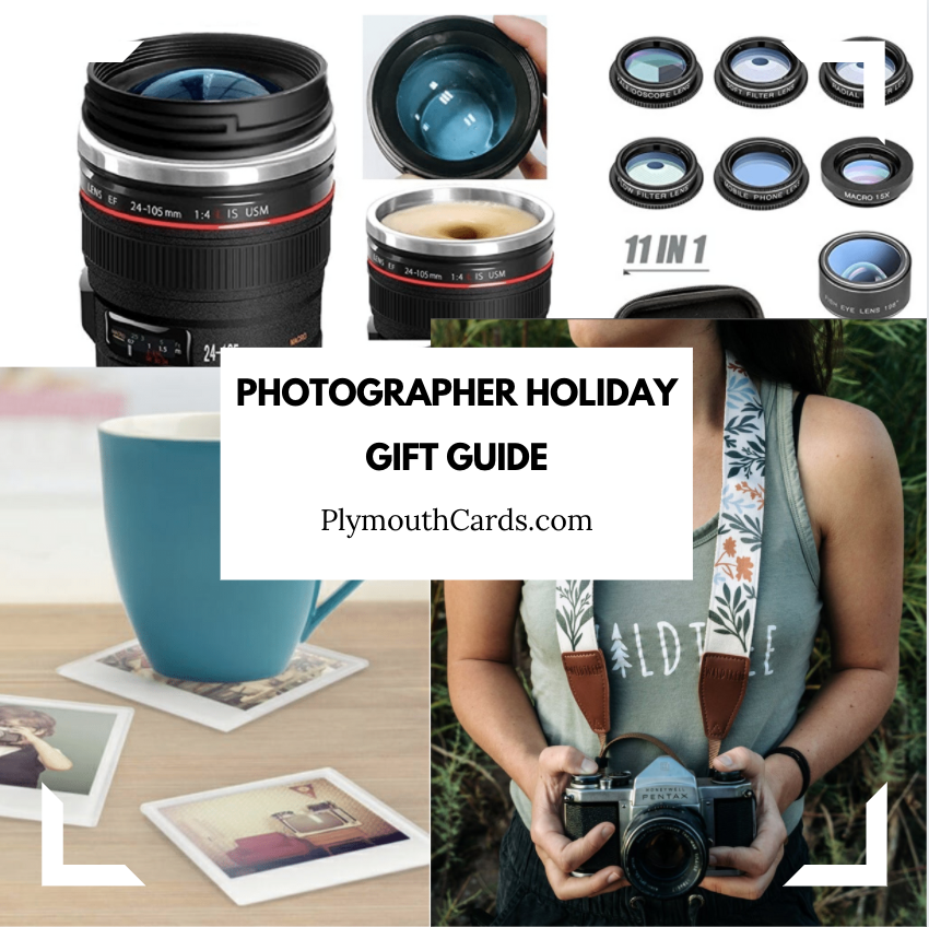 Holiday Gift Guide for a Photographer-Plymouth Cards