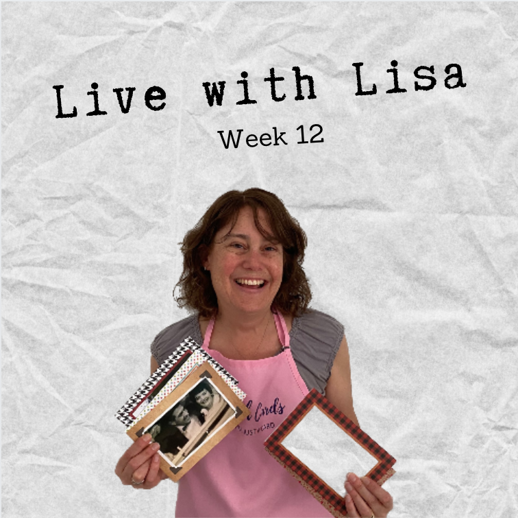Live with Lisa Week 12: Printed Cards, Selling Your Photos?-Plymouth Cards