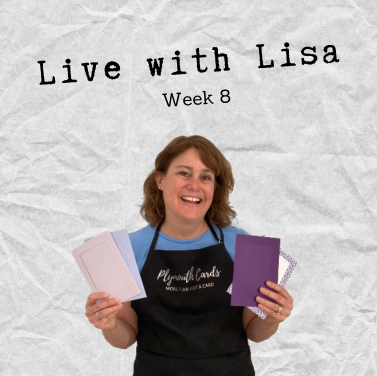 Live with Lisa Week 8: Purple Cards and Introducing the Mayflower Club!-Plymouth Cards
