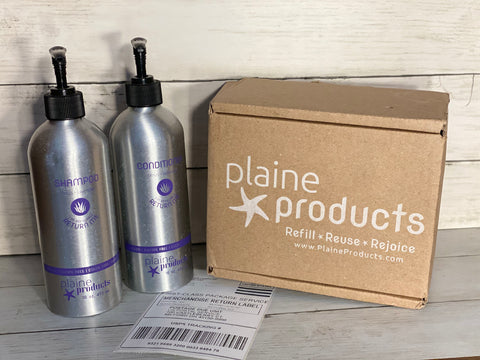 Plaine Products - One of my favorite eco-friendly brands