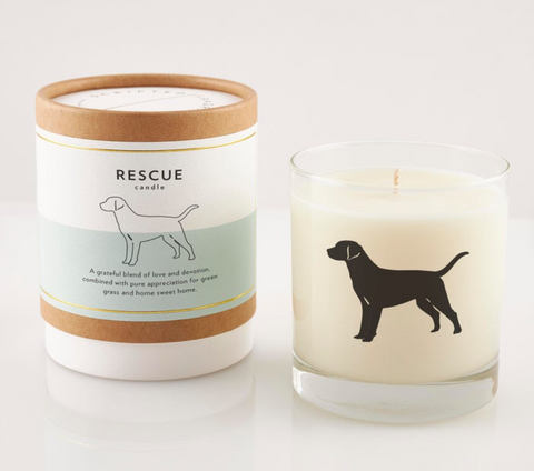 Rescue Dog Soy Candle