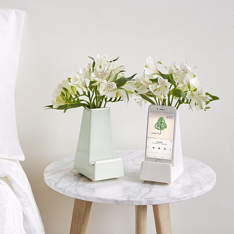 bedside night table phone