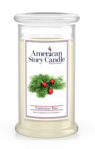 american made candles