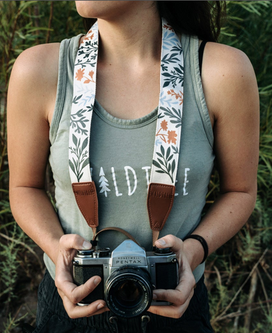 camera strap from megssdesigns