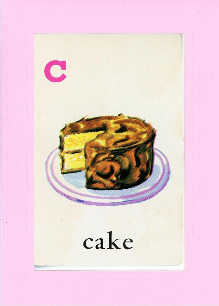 C is for Cake-Alphabet Soup-Plymouth Cards