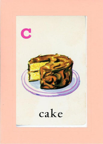 C is for Cake - PLYMOUTH CARD COMPANY  - 23