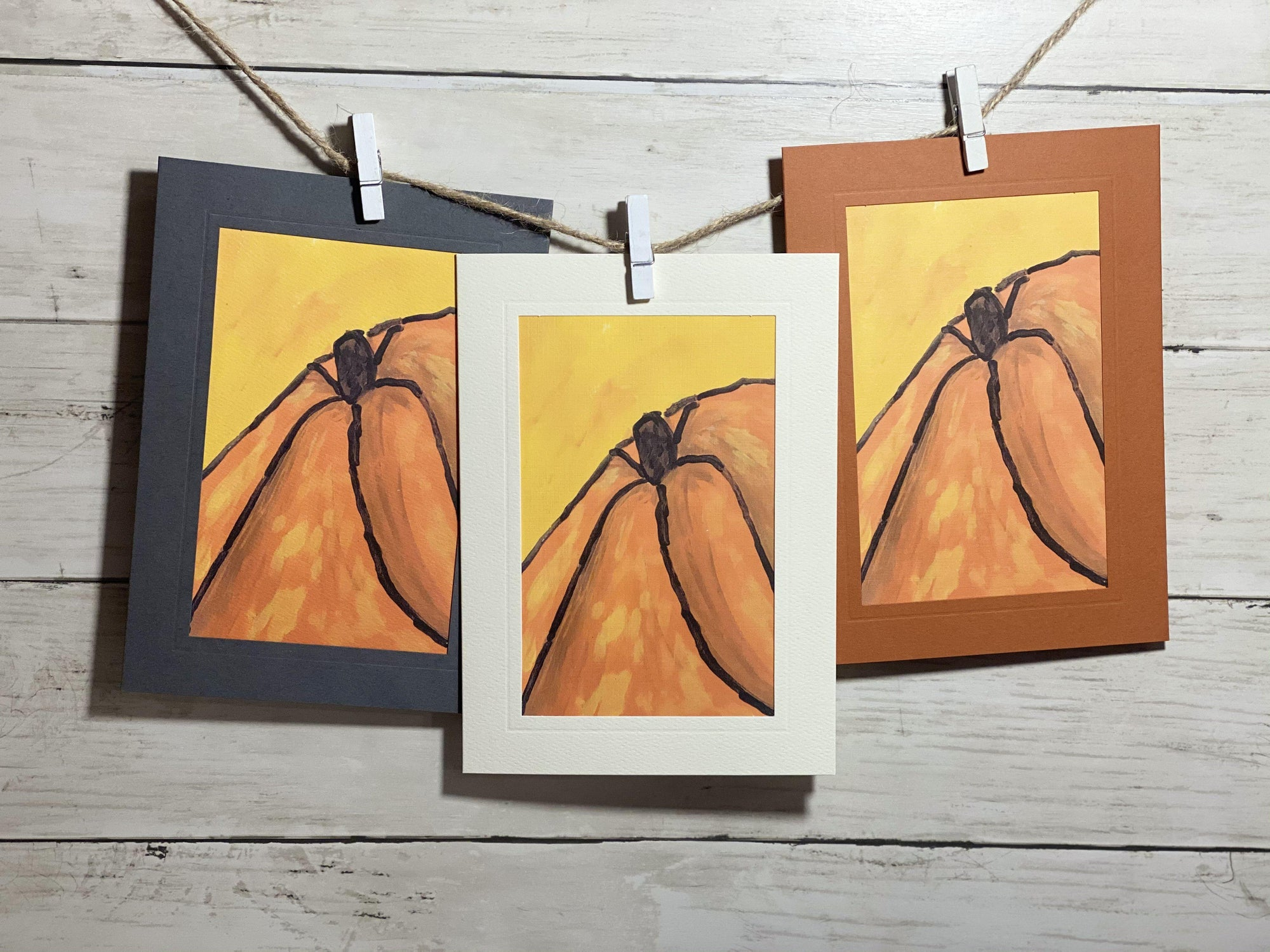 Pumpkin-Plymouth Cards