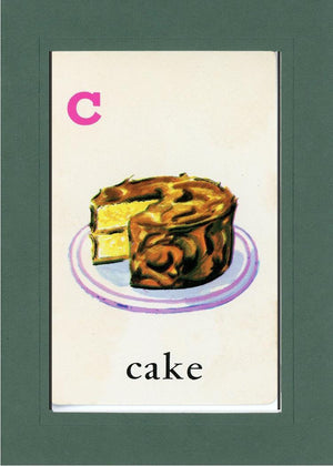 C is for Cake - PLYMOUTH CARD COMPANY  - 33
