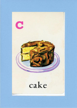C is for Cake - PLYMOUTH CARD COMPANY  - 27