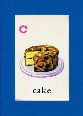 C is for Cake - PLYMOUTH CARD COMPANY  - 22