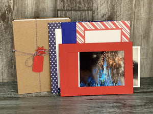 4th of July Collection Plymouth Cards