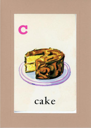 C is for Cake - PLYMOUTH CARD COMPANY  - 26