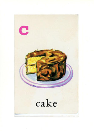 C is for Cake - PLYMOUTH CARD COMPANY  - 32